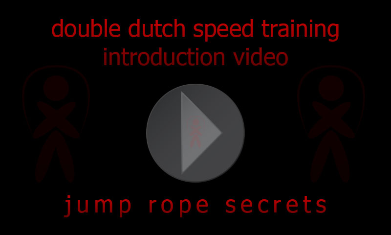 Double Dutch speed training intro video