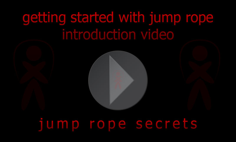 Getting Started with Jump Rope Intro