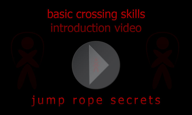 Individual Jump Rope Section 04 trick intro